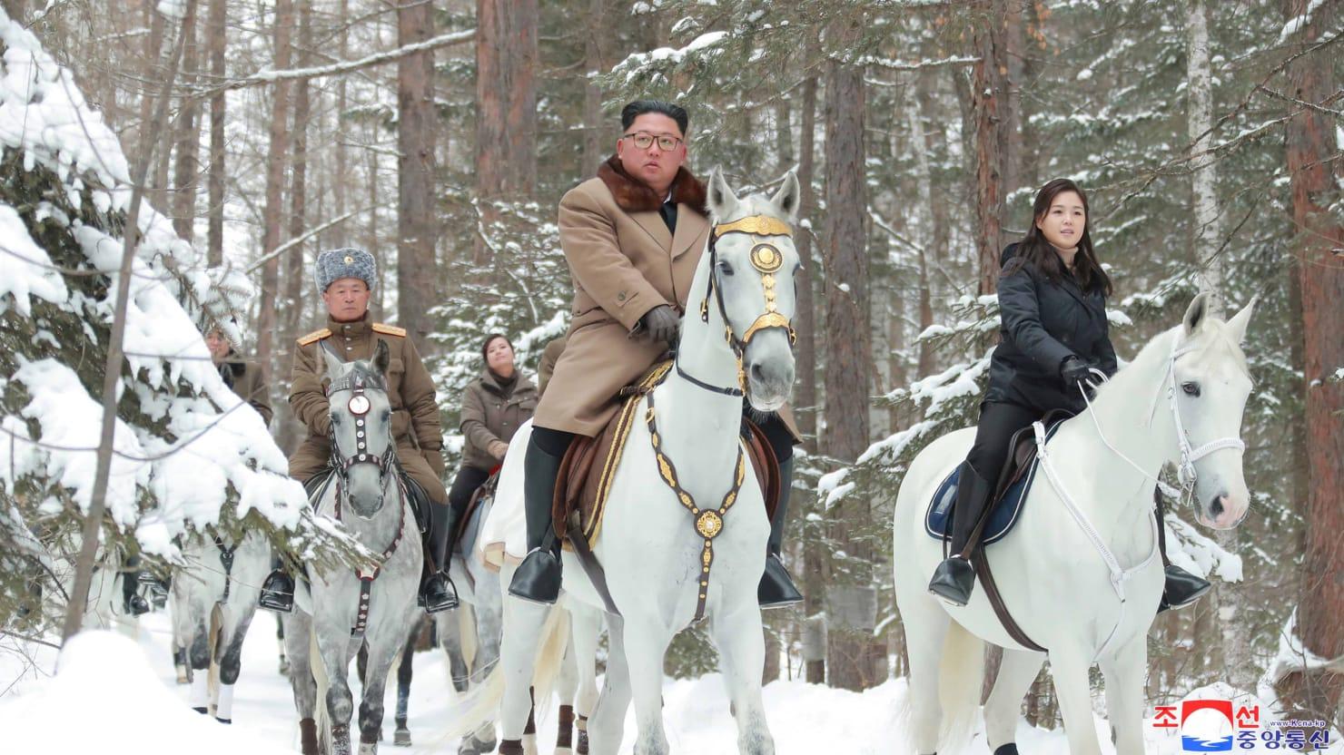 Kim Jong Un's Ugly Christmas Surprise: A Return to Threats of War