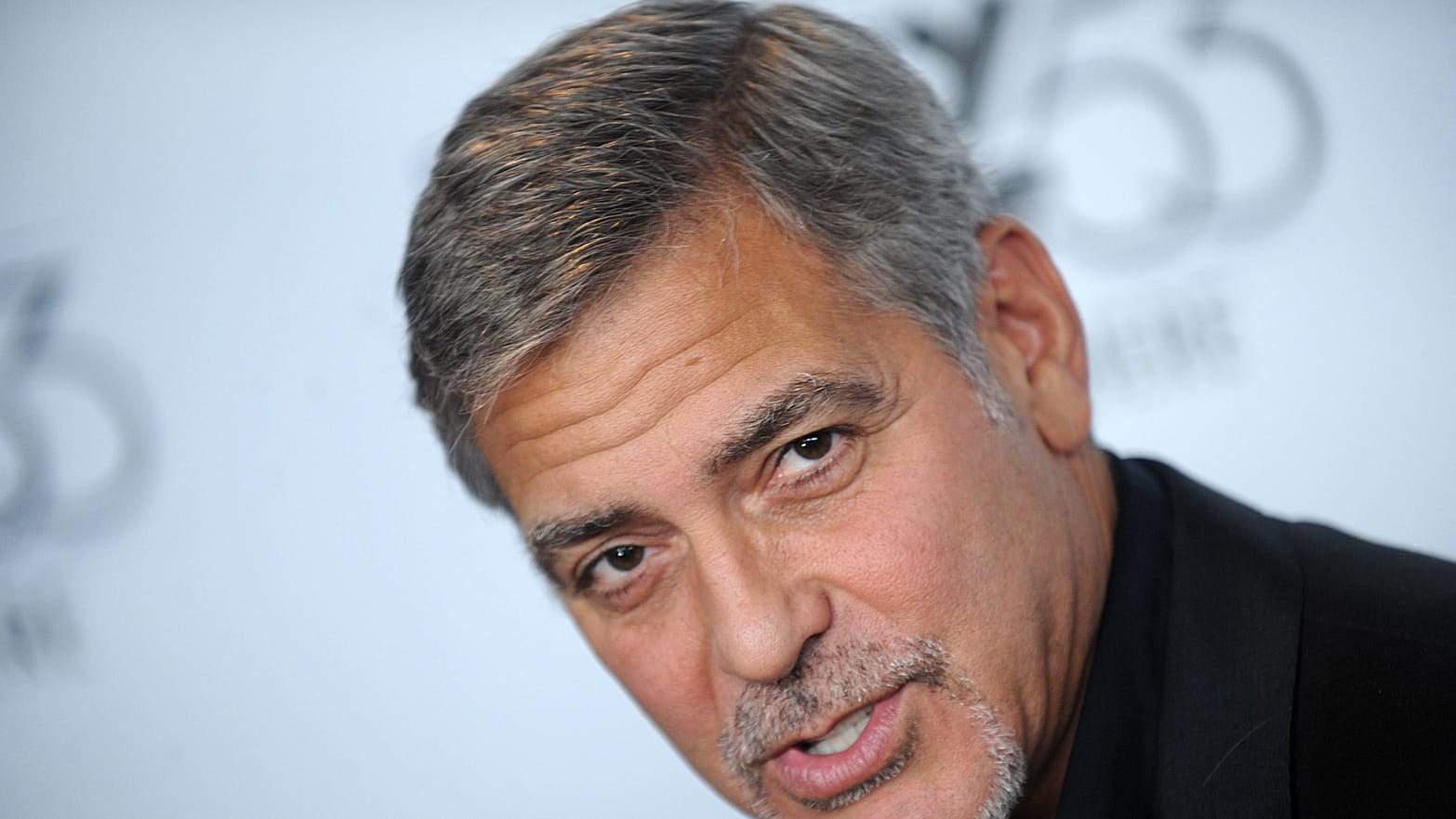 George Clooney, Don't Let Getting Older Stop You From Acting