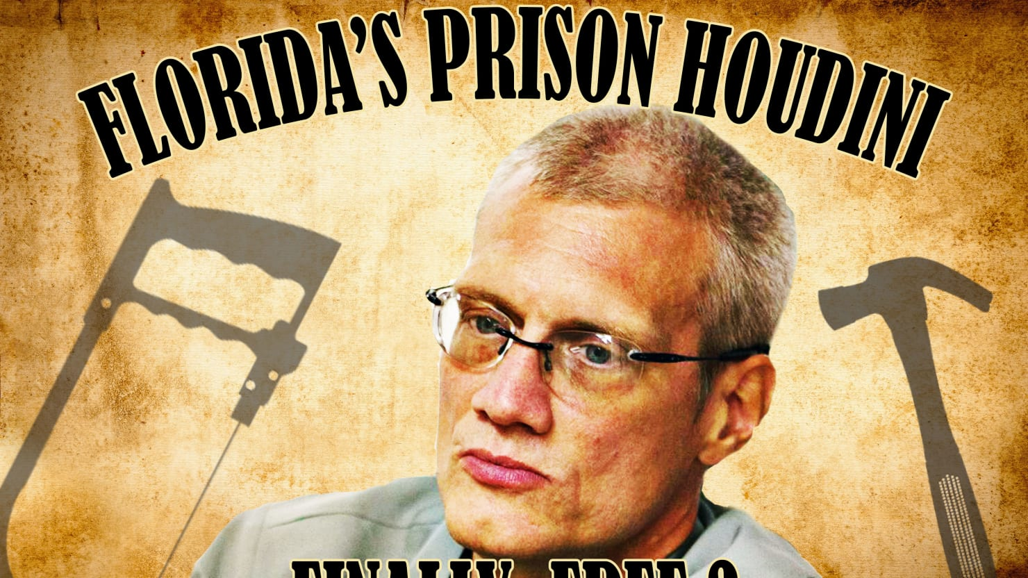 Florida's Prison Houdini Could Finally Go Free