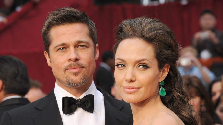 Brad Pitt Wins Joint Custody of Kids With Angelina Jolie in Divorce