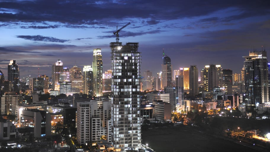 Indonesia to Move Its Capital From Sinking Jakarta to Borneo Island