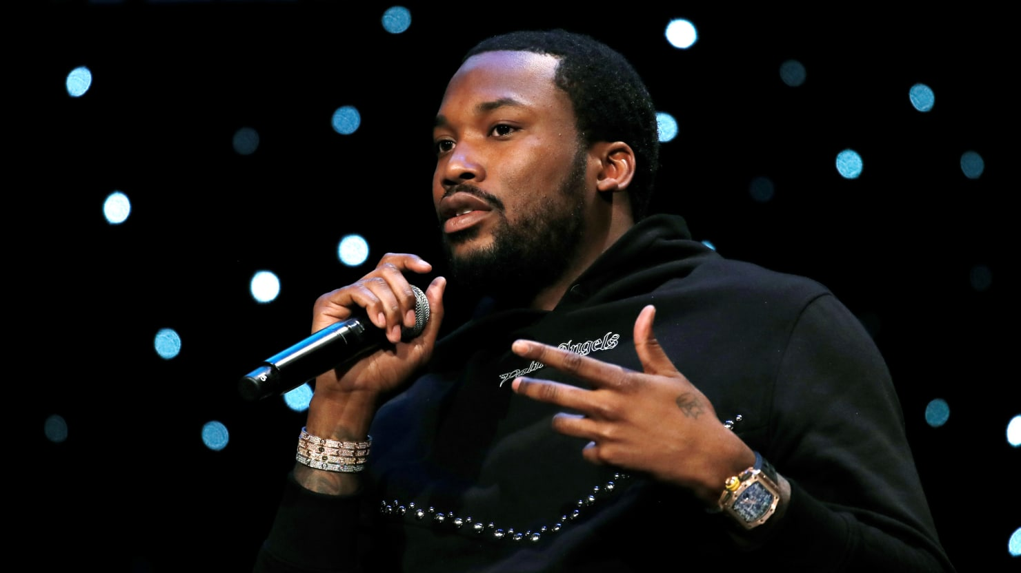 Las Vegas Hotel Caught on Video Refusing Entry to Rapper Meek Mill Without Providing a Reason