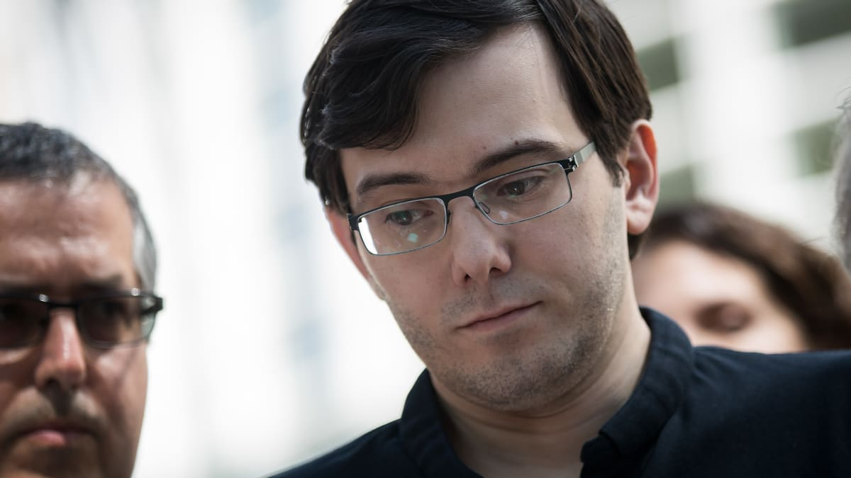 FTC, New York Attorney General Sue Martin Shkreli and His Firm for Allegedly 'Monopolizing' Drug