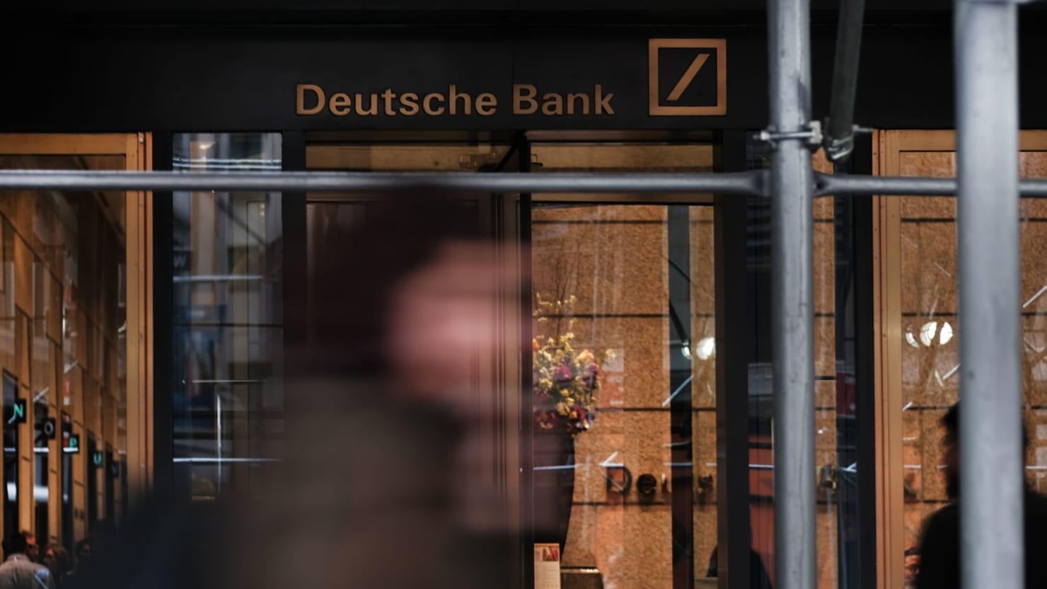 Deutsche Bank Under Investigation for 'Potential Money-Laundering Lapses': NYT