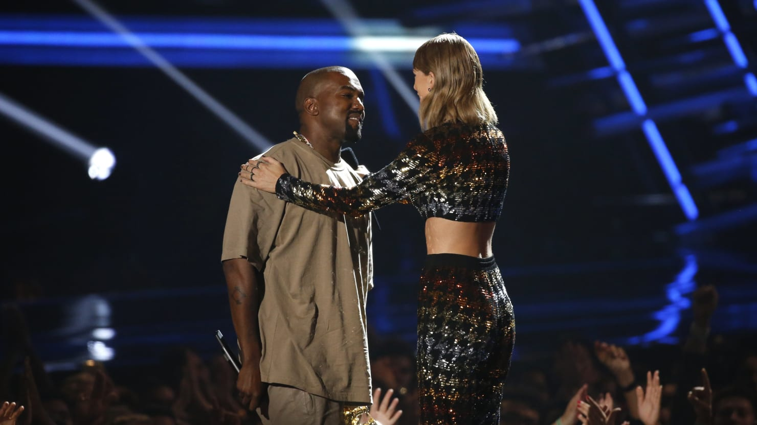 Kanye West and Taylor Swift Phone Conversation Leaked