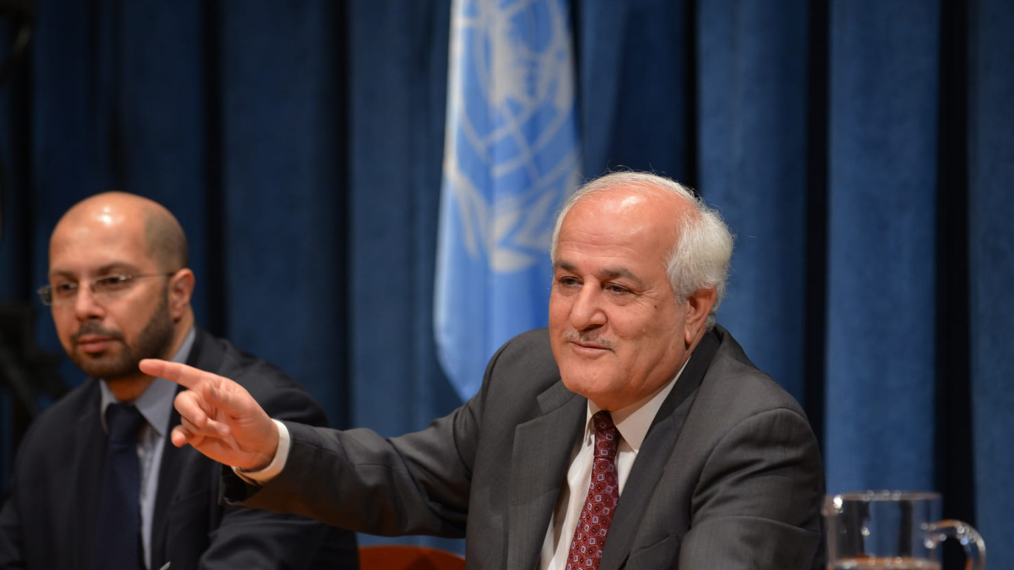 Palestinians Cast a U.N. Vote, Move Closer to State Recognition