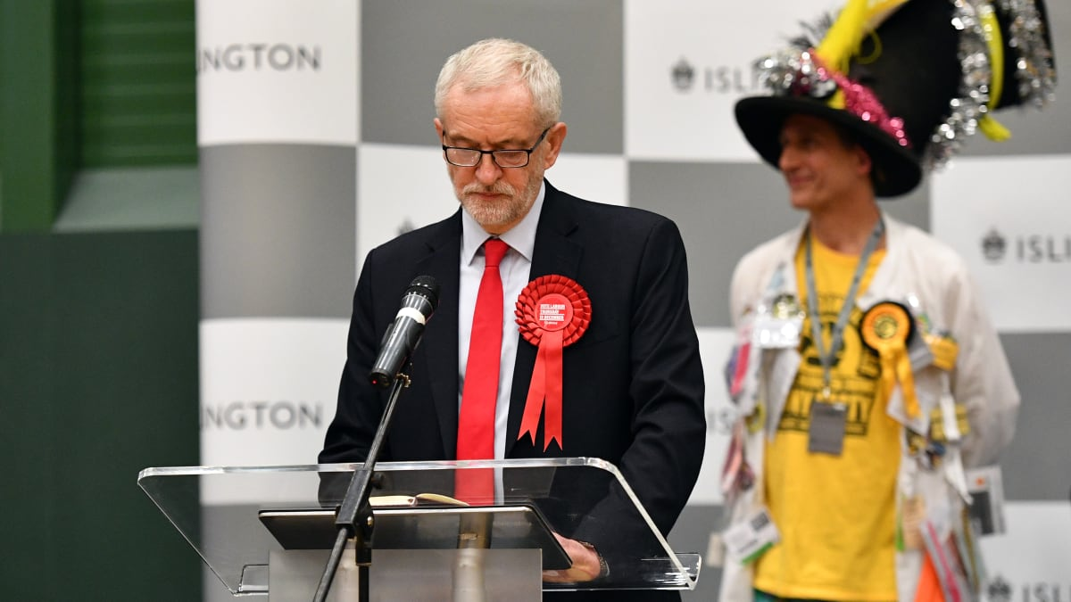 UK General Election: Jeremy Corbyn to Step Down as Labour Party Leader After Defeat