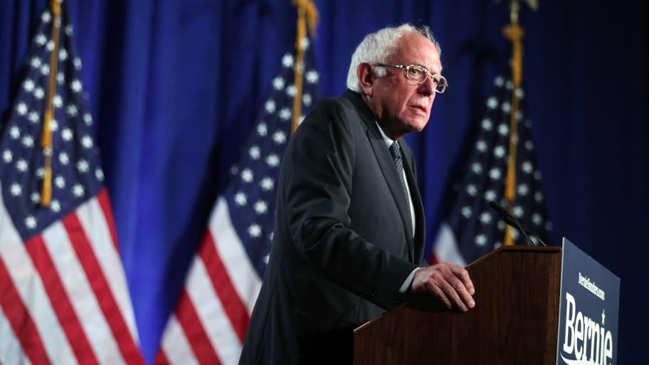 Bernie Sanders: 'Abolish the Electoral College'
