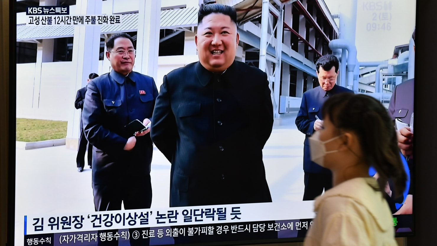 Kim Jong Un Finally Offers His Response to U.S. Election: More Nukes