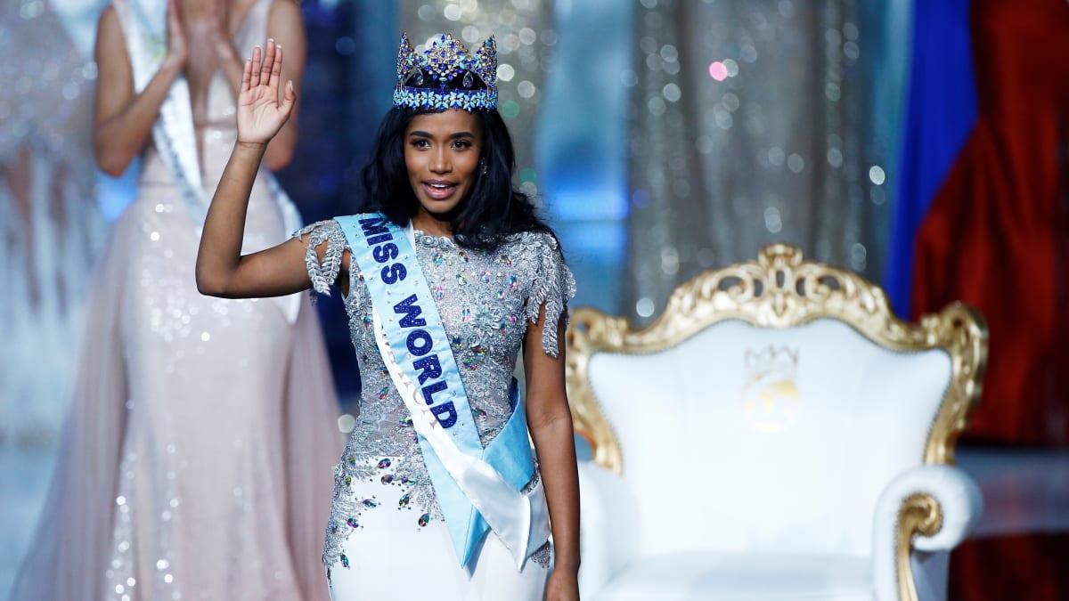 Miss Jamaica Toni-Ann Singh Wins Miss World 2019
