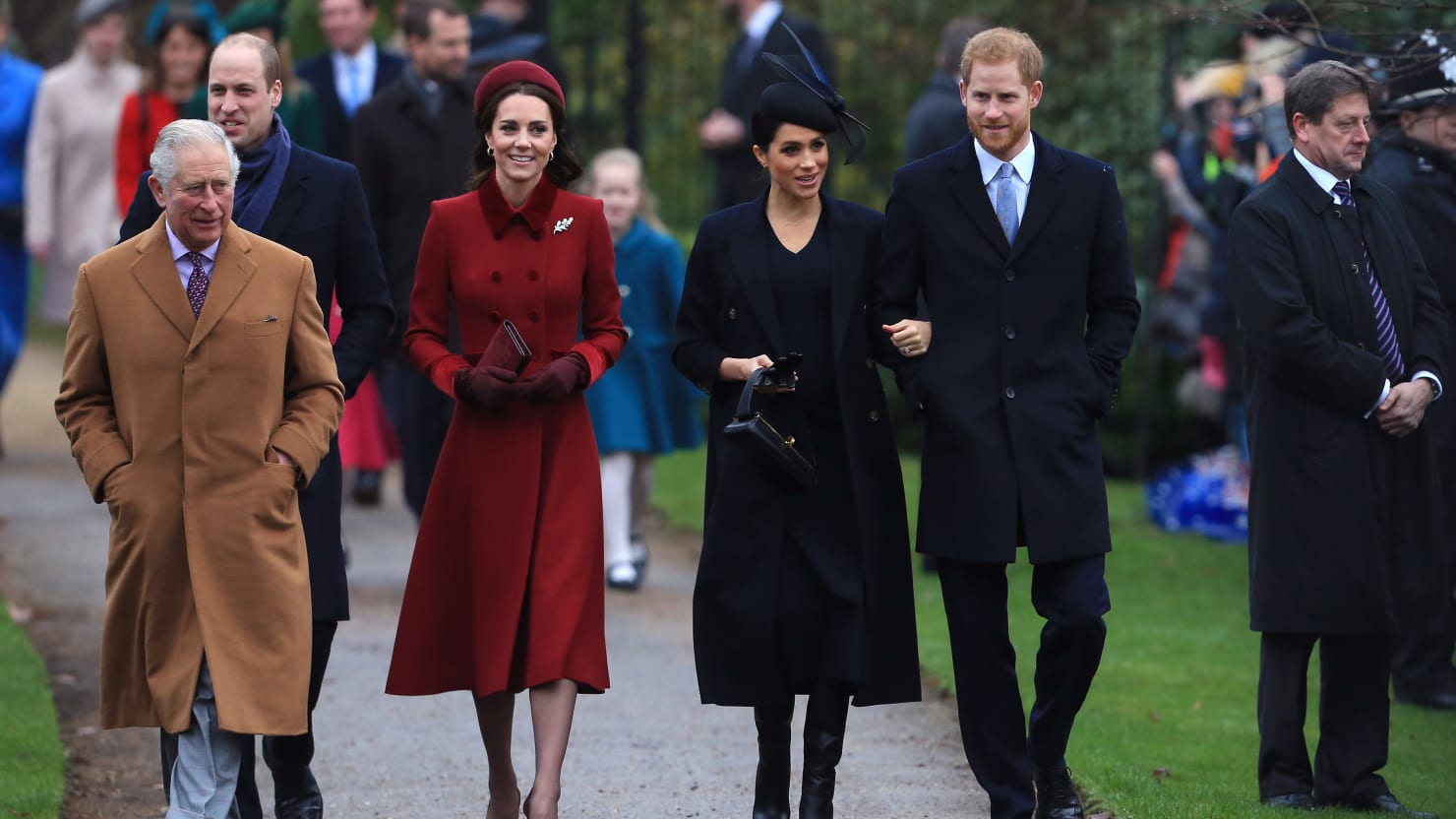 Prince Charles 'Keeps Door Open' for 'Dramatic Return' of Prince Harry and Meghan Markle