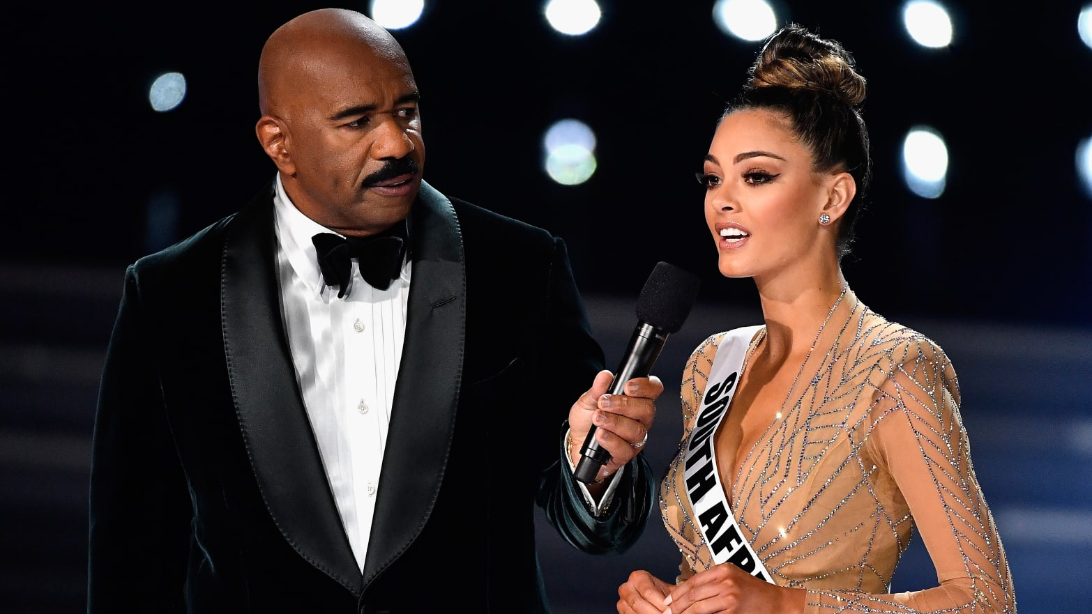 The Miss Universe Pageant Is Still Sexist as Hell, and Not What We
