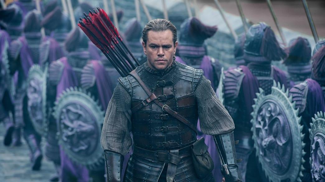 Matt Damon Whitewashes Chinese History in 'The Great Wall'