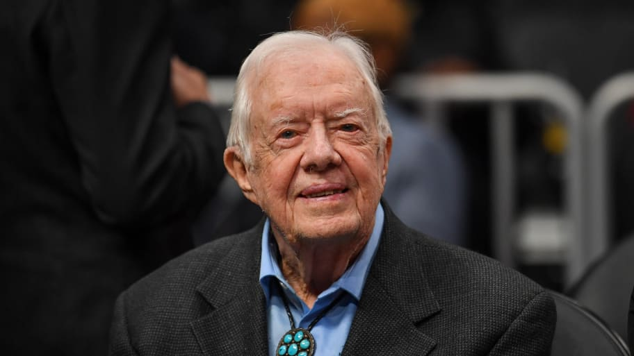 Jimmy Carter Says Trump Is an Illegitimate President
