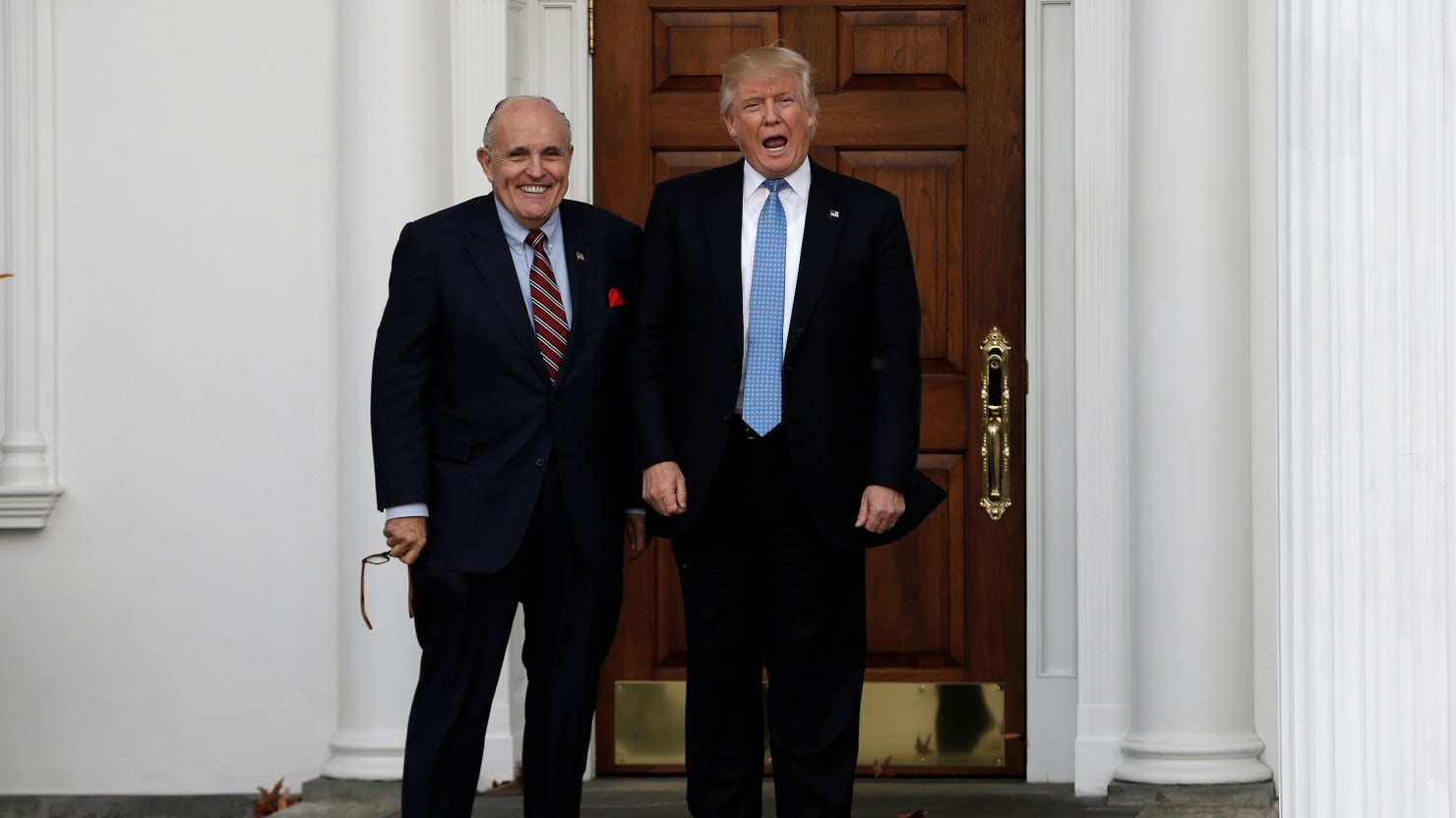 Donald Trump, Rudy Giuliani and Rupert Murdoch's Dubious Hunter Biden 'October Surprise' Reeks of Desperation 1