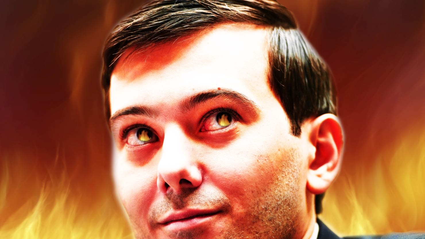 The Public Hate Them and They Love It: Martin Shkreli Is Our Latest Unapologetic Villain