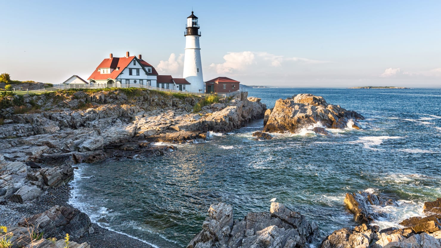 A Deadly Shark Attack, Fights with Neighbors, and Fast-Approaching Fall—Can Maine Salvage the Summer?