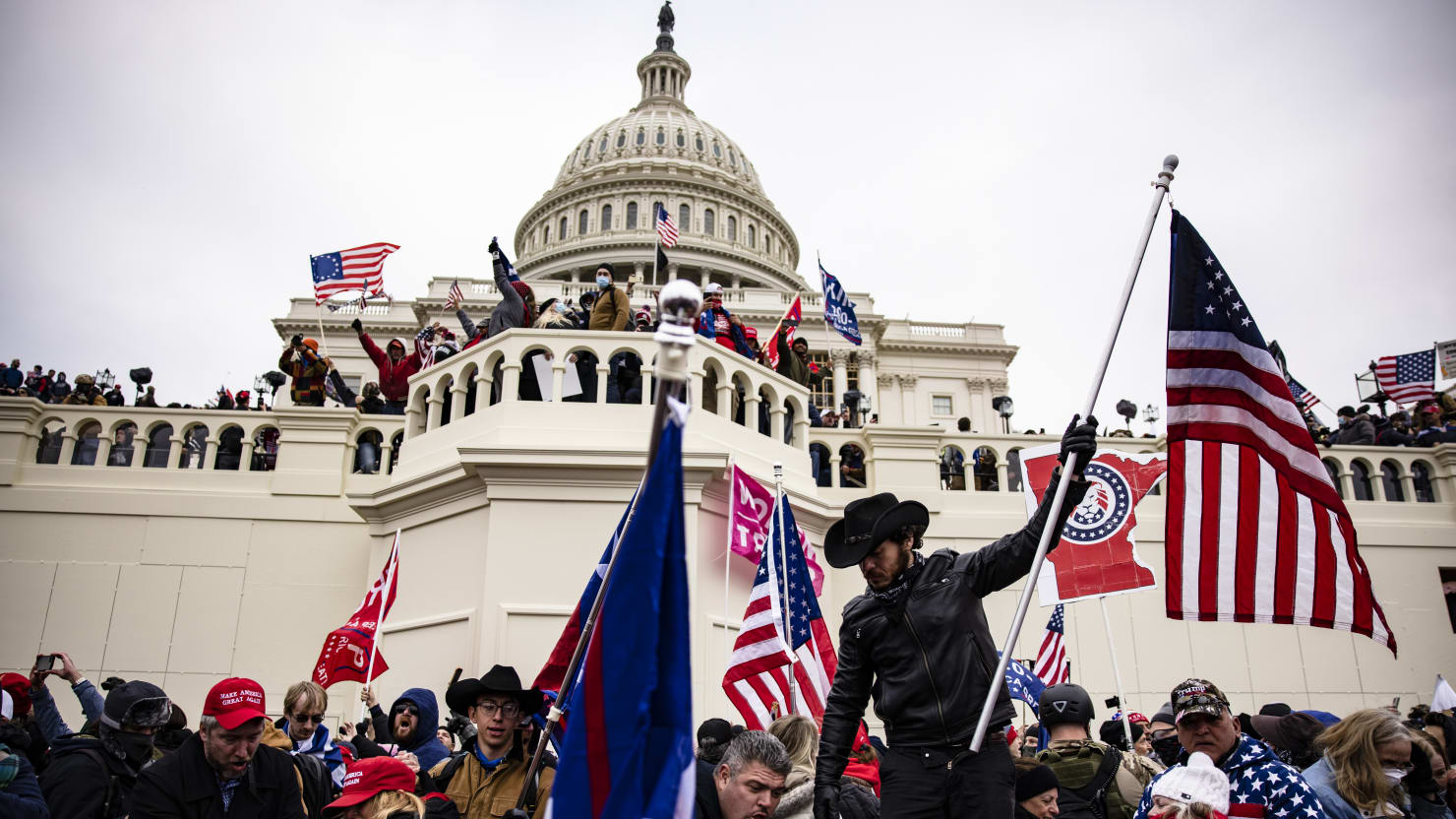 The Rioters Arrested for the Capitol Insurrection—So Far