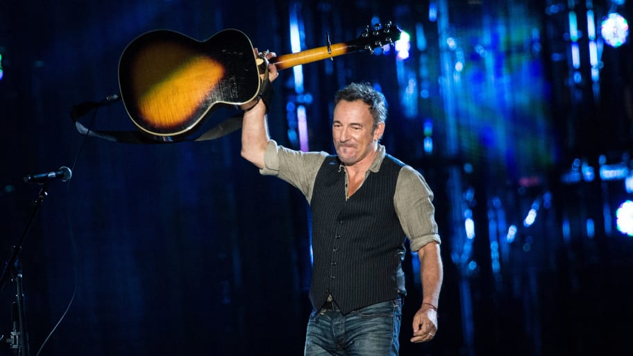 Bruce Springsteen Hints at New 'Really Good Record' With E Street Band