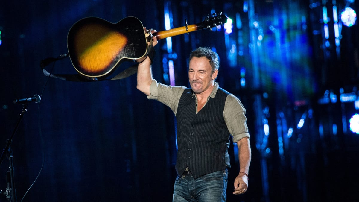 Bruce Springsteen Hints at New 'Really Good Rock Band Record' With E Street Band