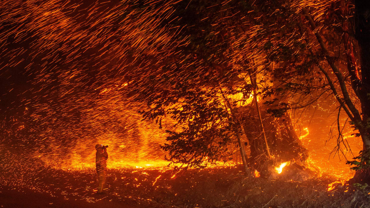'Strongest Wind Event of the Season:' California's Power Outages, Evacuations, and Wildfires