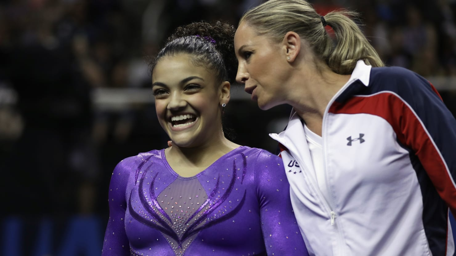 Famed Former U.S. Olympic Gymnastics Coach Suspended for Abusing Young Athletes