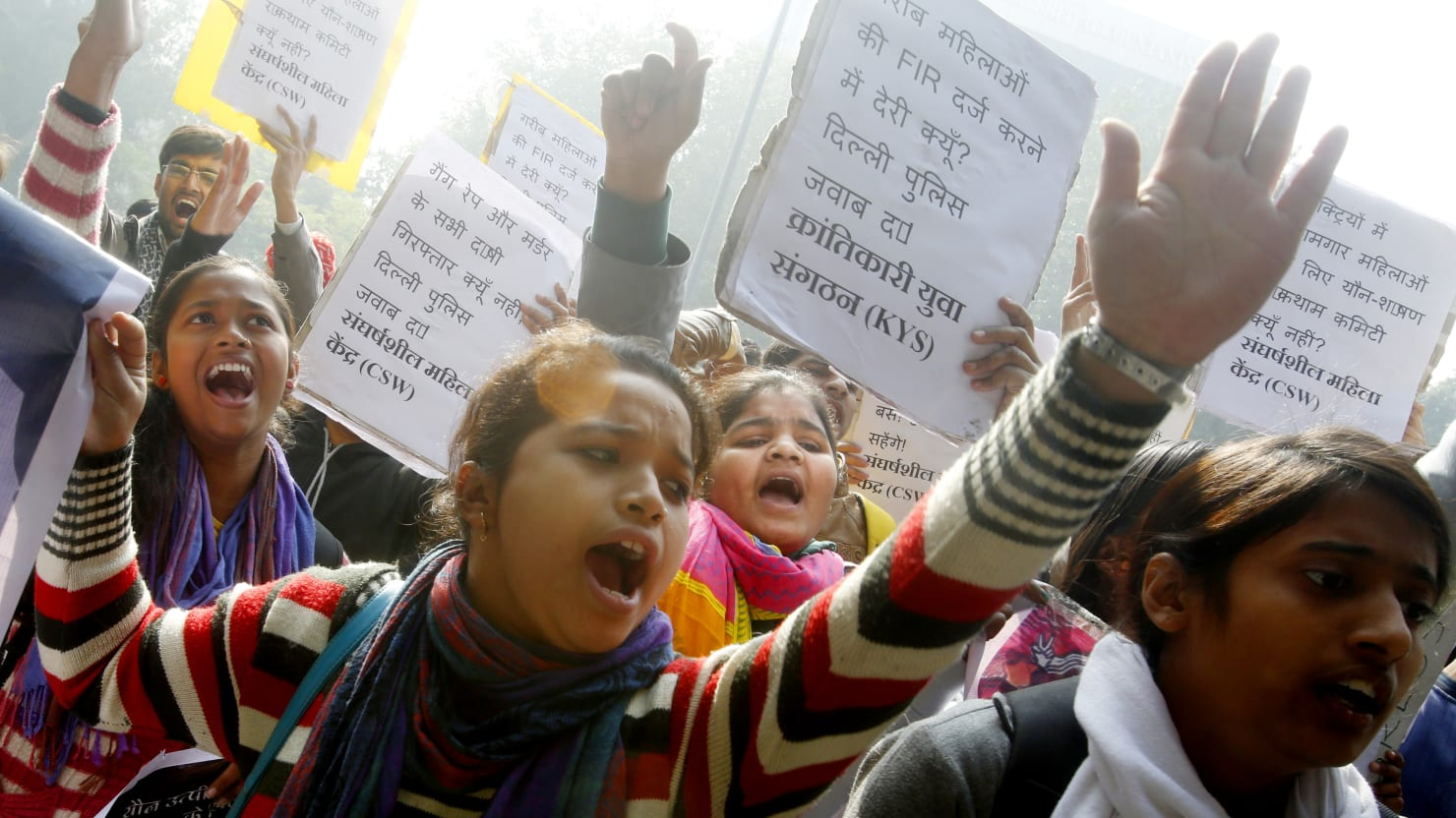 What's Really Behind India's Rape Crisis