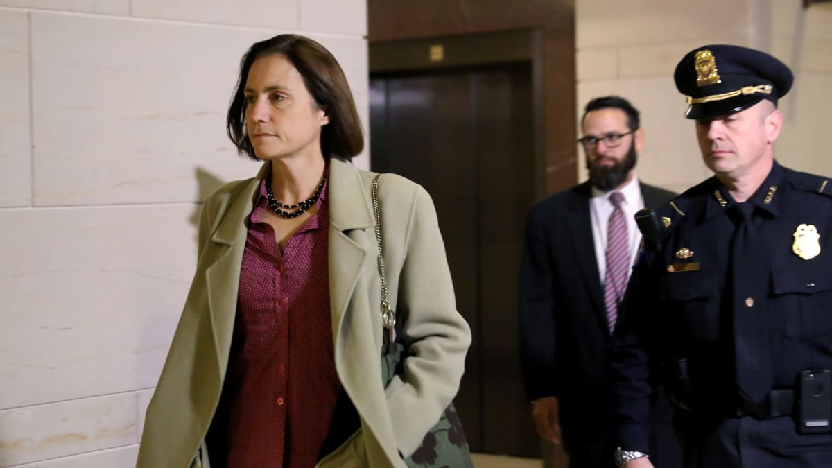Fiona Hill Impeachment Hearings: Ex WH Official to Rebuke 'Fictional Narrative' Trump Pushed About Ukraine