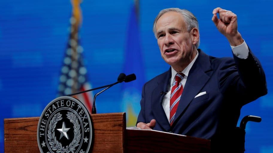 Texas Governor Bans Vax Mandates by 'Any Entity'
