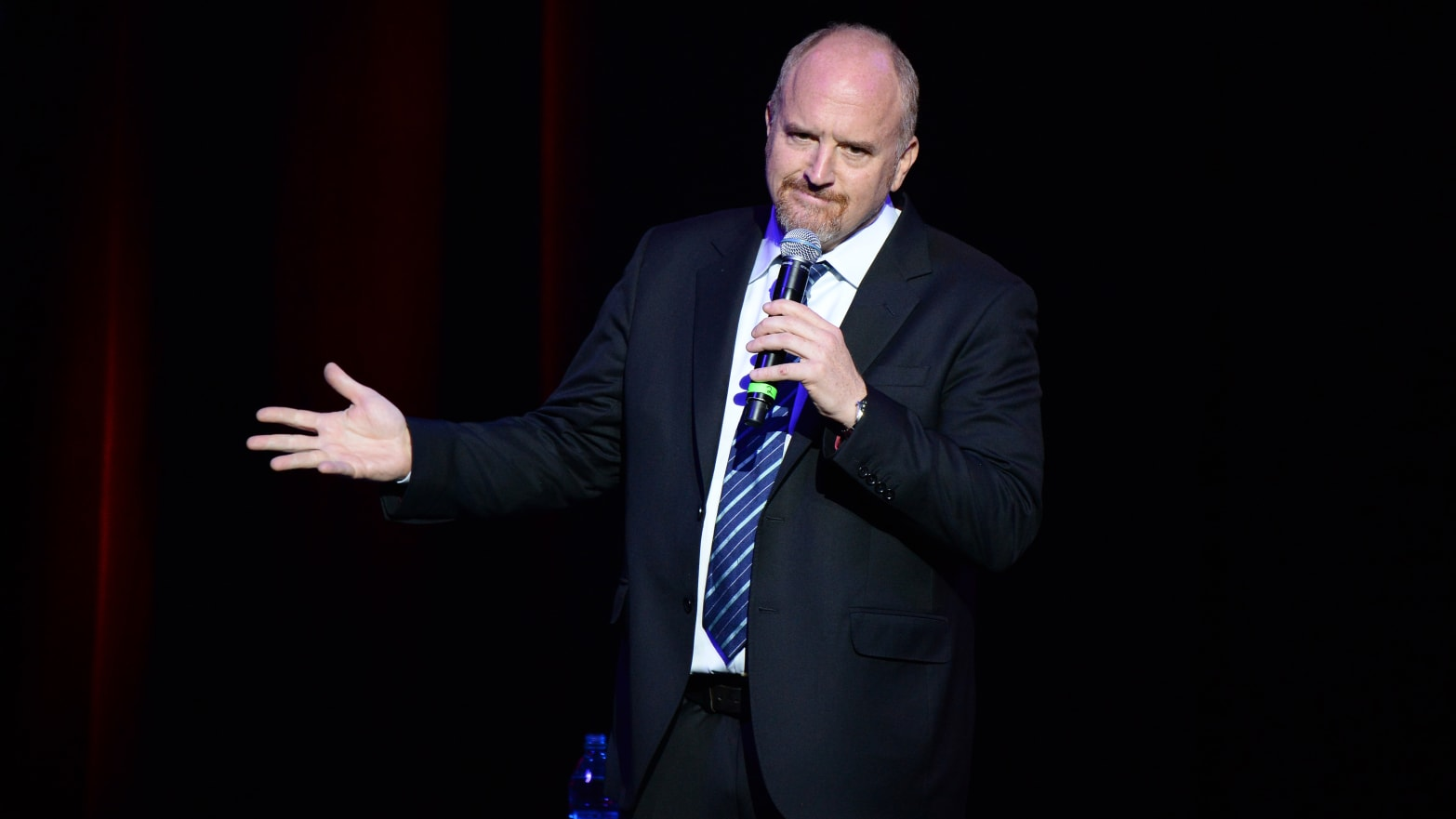 Louis C.K.'s Leaked Comedy Set Panders to the Alt-Right