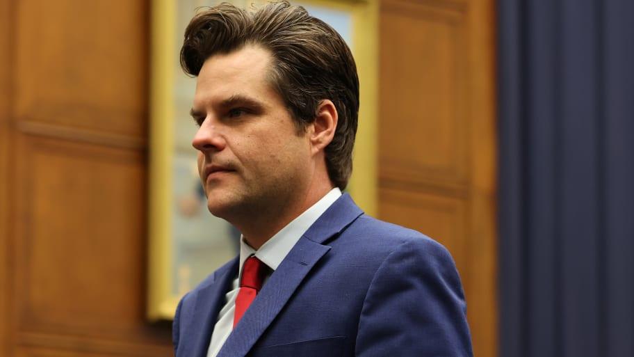 Federal probe into Matt Gaetz expanding