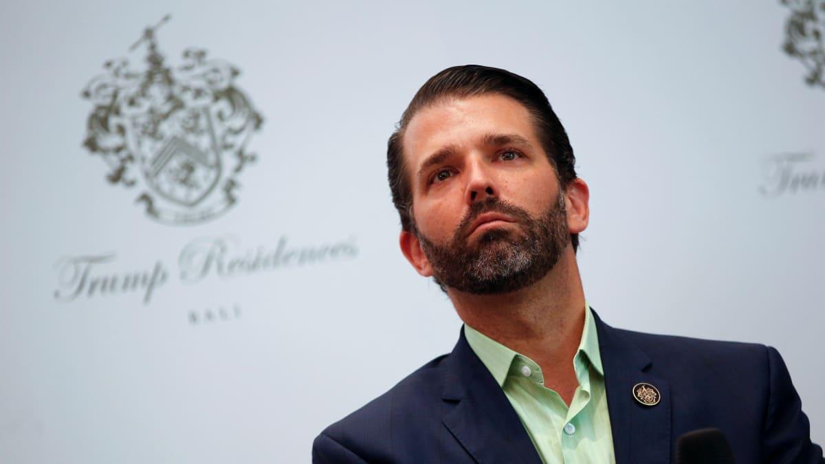 Michael Murphy: University of Florida Student President Faces Impeachment Over $50,000 Donald Trump Jr. Visit