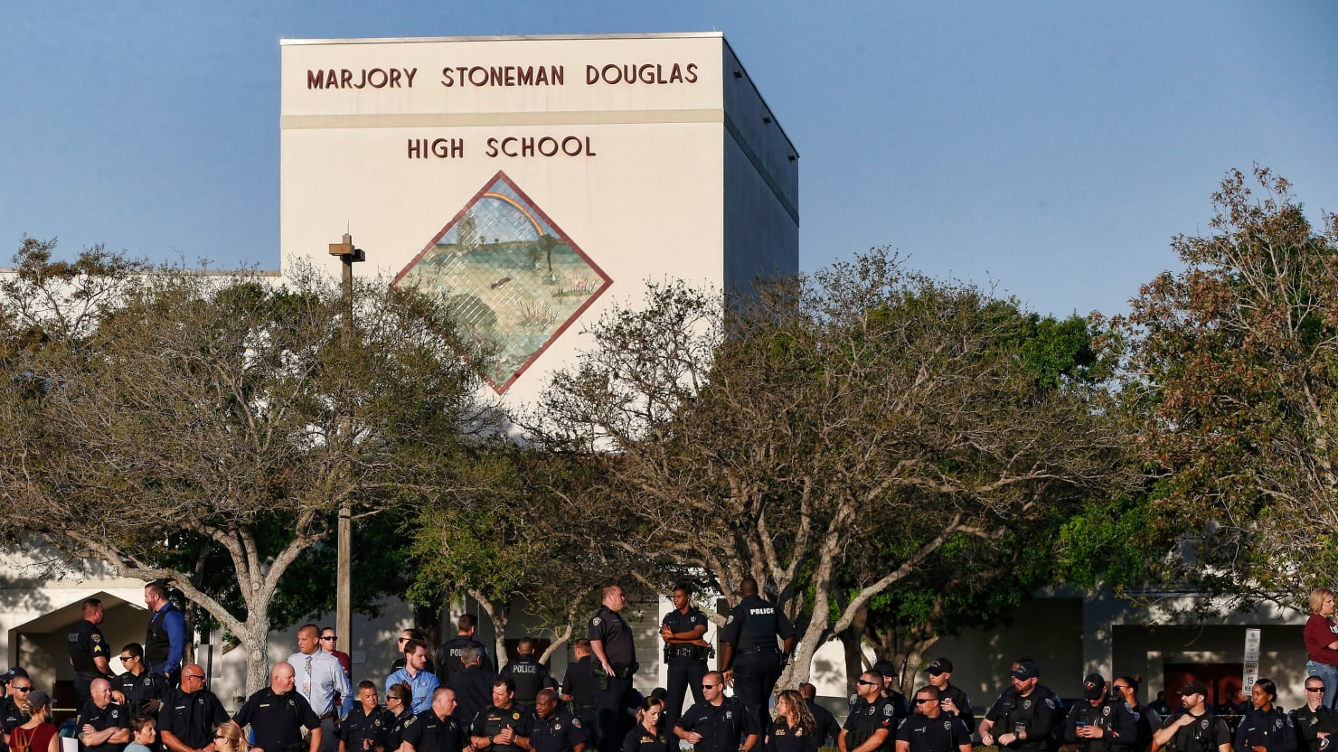 Three Police Officers Fired for Response in Parkland Shooting May Get Their Jobs Back