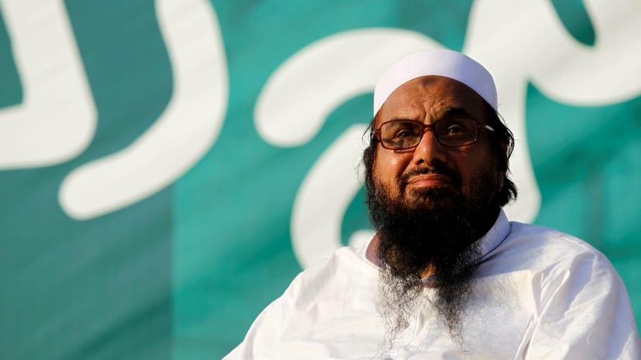 Hafiz Saeed: Pakistan Arrests U.S.-Wanted Man Blamed For Mumbai Attacks