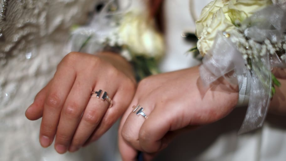 Chinese Parliament Rules Out Legalization of Same-Sex Marriage