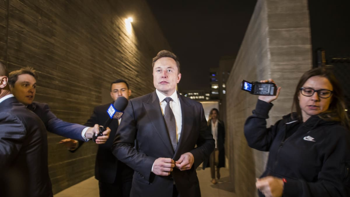 Elon Musk Wins Defamation Lawsuit Brought by British Diver He Called 'Pedo Guy'