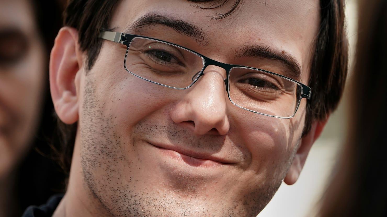 Martin Shkreli Denied 'Compassionate' Release From Prison