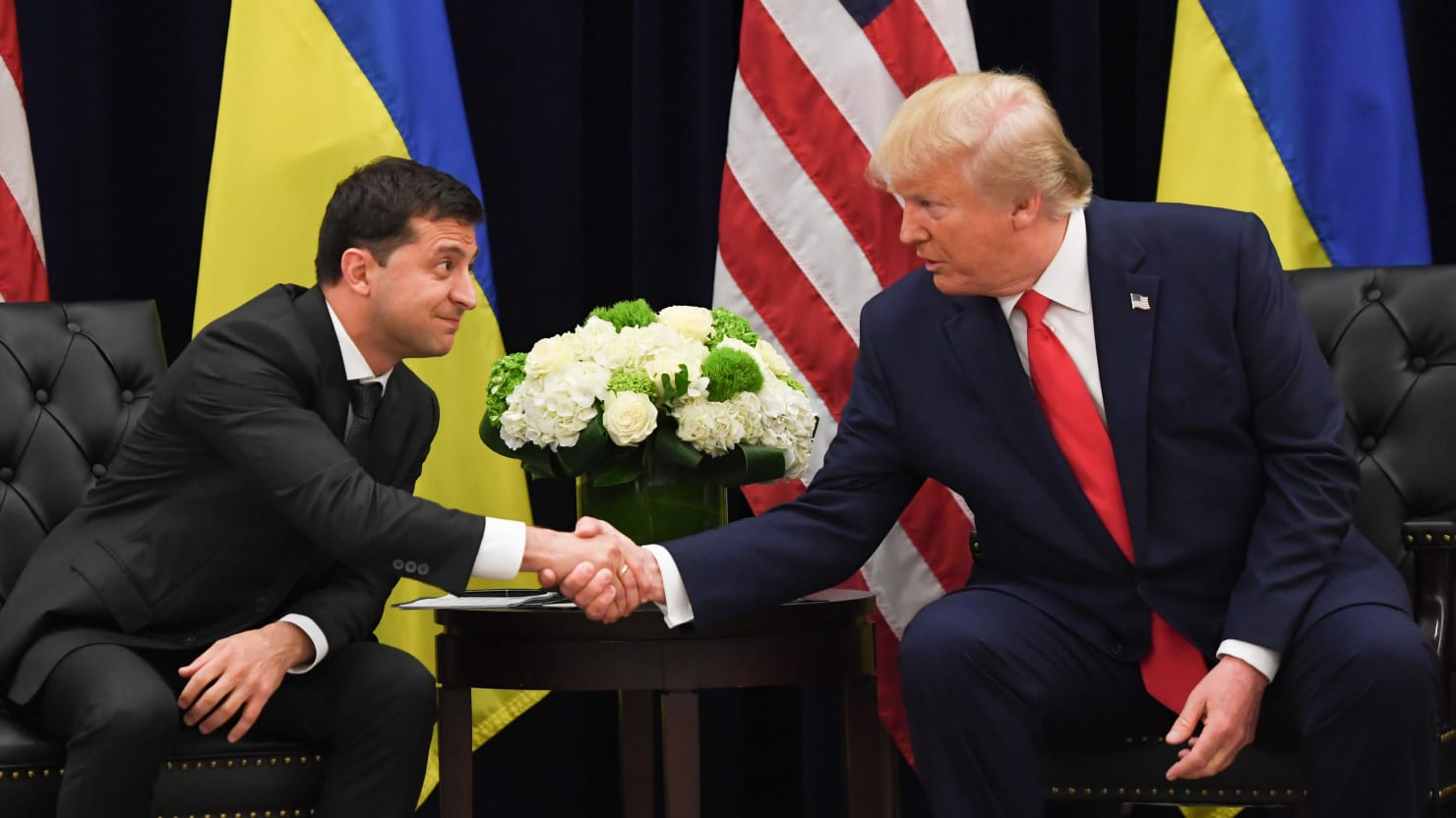 Government Accountability Office Finds That Trump White House Illegally Held Up Ukraine Aid