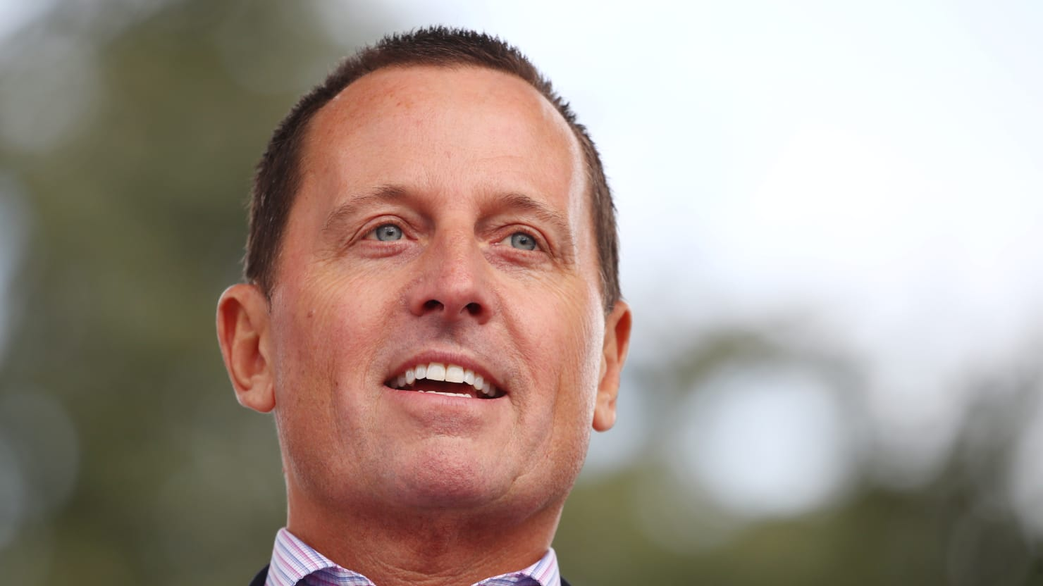 Richard Grenell Will Join the Trump Campaign: Report