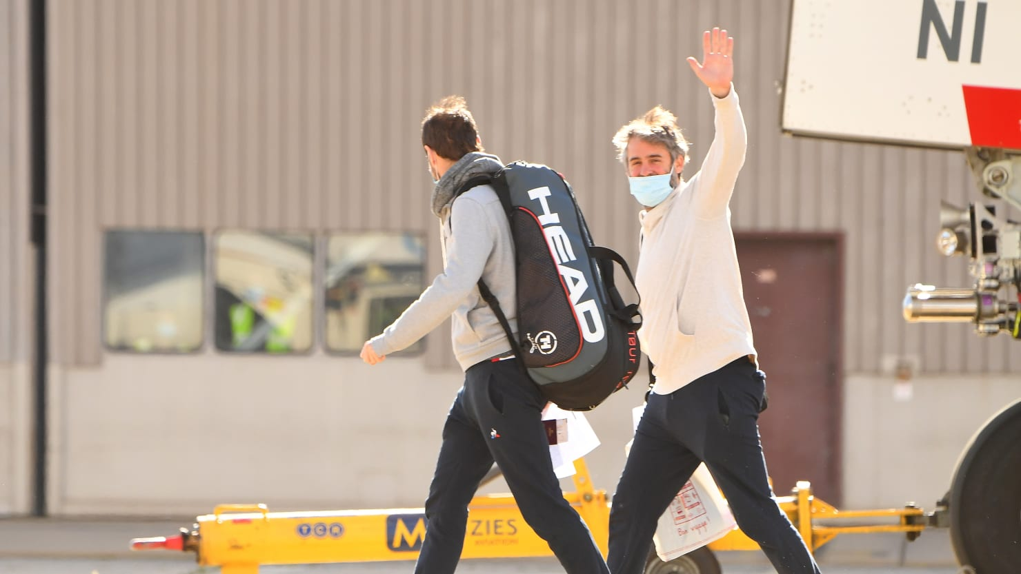 72 Australian Open Tennis Players Quarantined After COVID ...