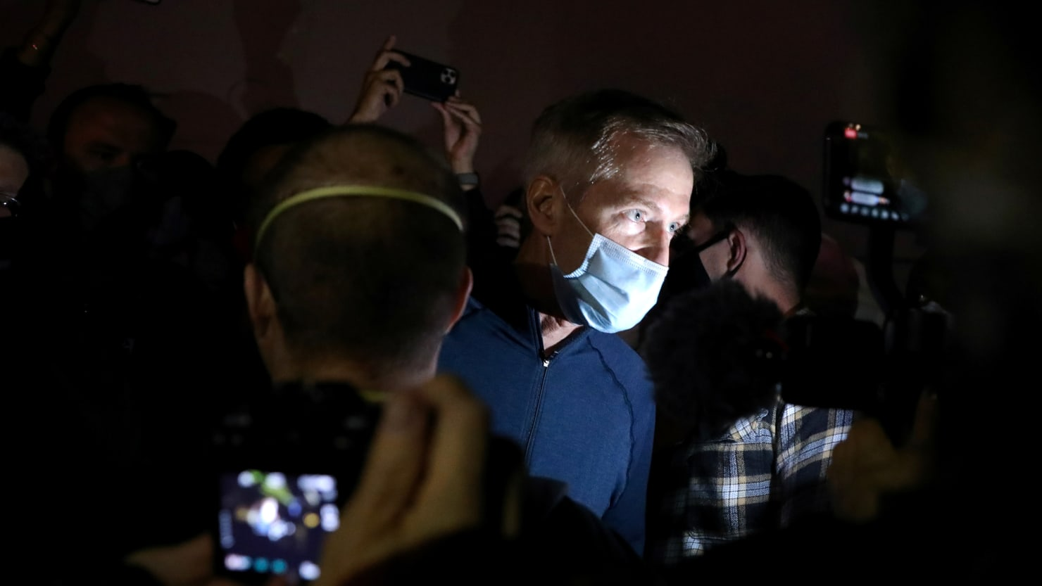 Portland Mayor Says He Blasted an Unmasked Man With Pepper Spray