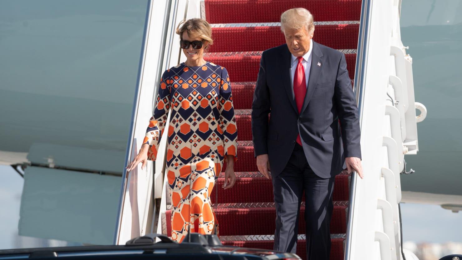 Trump International Airport? Not in Palm Beach.