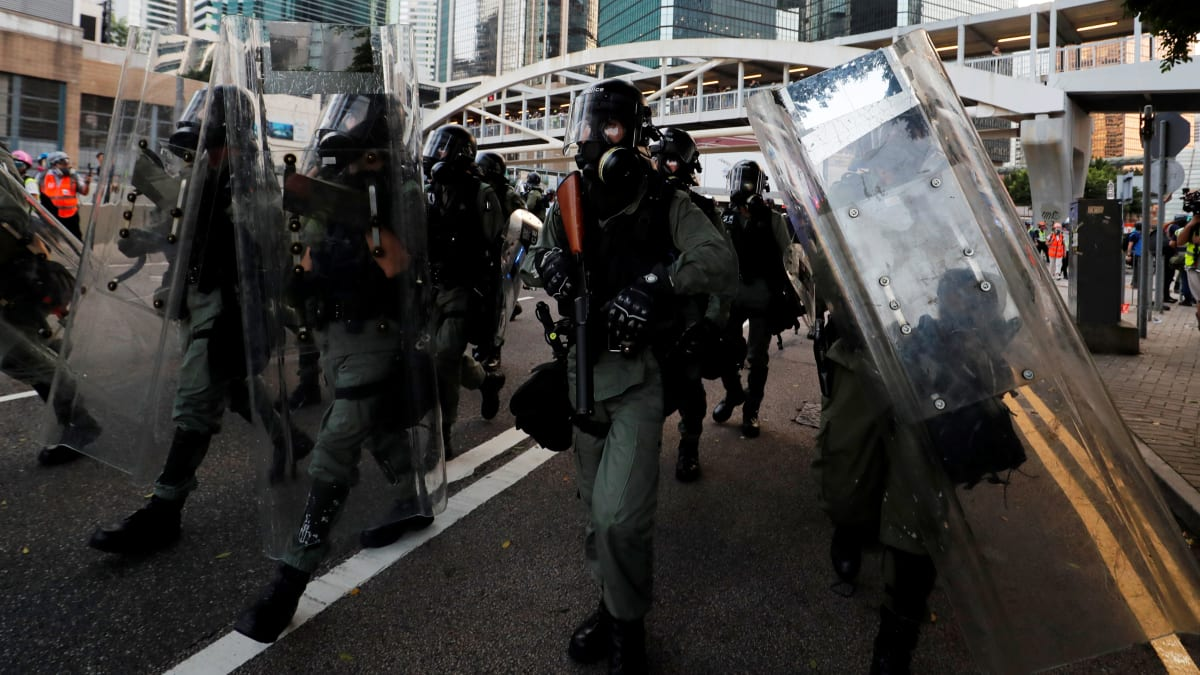 Hong Kong: Amnesty International Accuses Police of Torturing Protesters