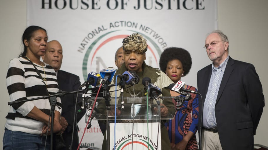 Eric Garner's Mom Gwen Carr: Justice Department 'Has Failed Us'