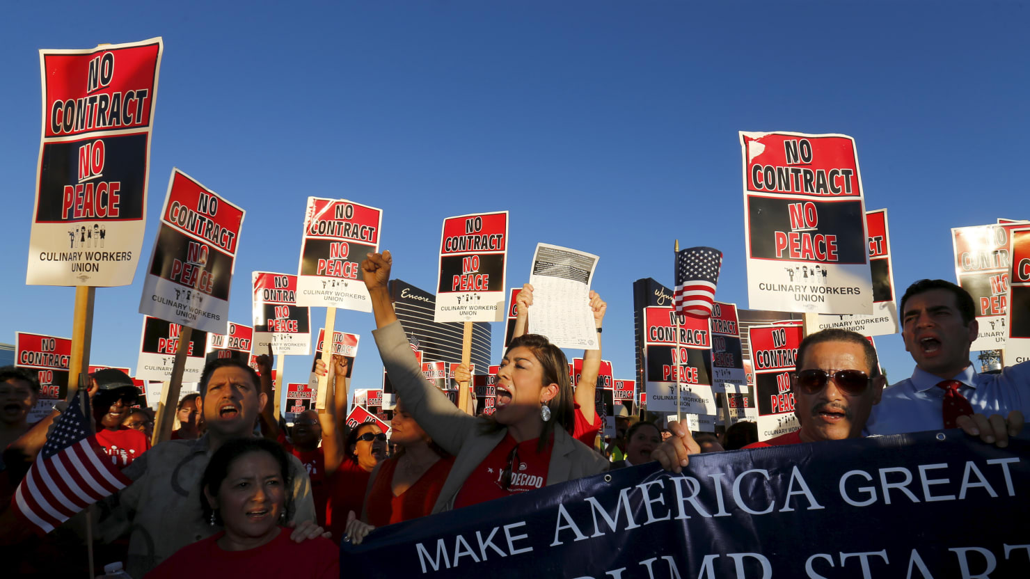 Nevada's Most Powerful Union Endorses...No One