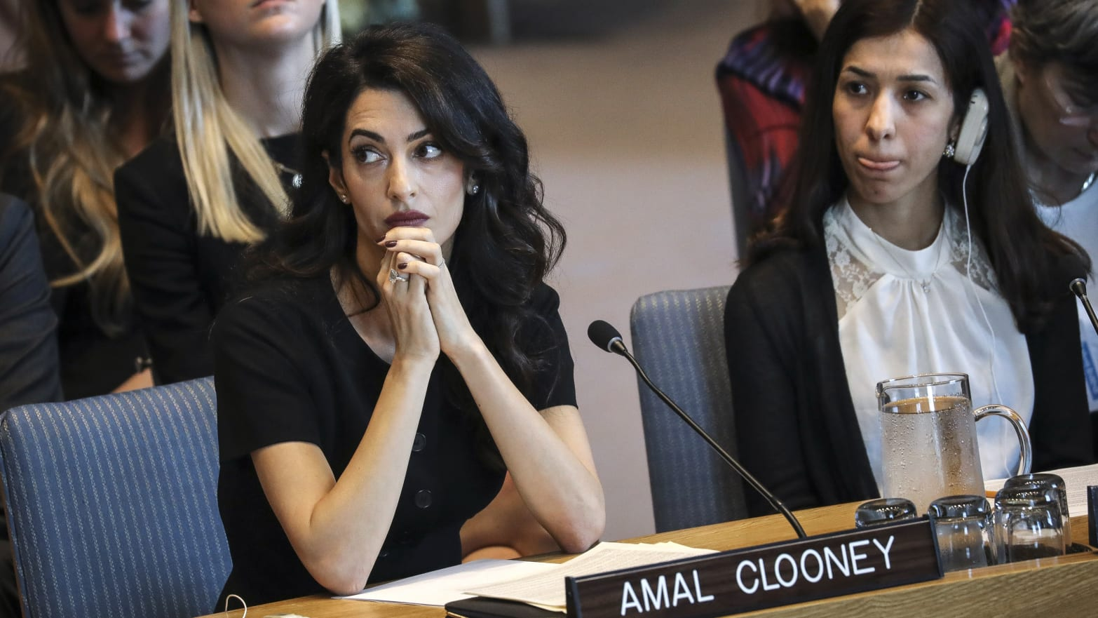 United Nations Security Council Caves to Trump Administration Threat and Cuts 'Reproductive Health' From Anti-Rape Resolution