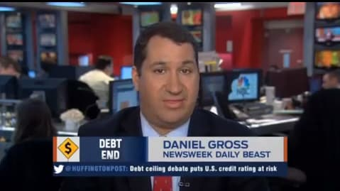 Dan Gross: Voting Against the Debt Ceiling is What You Do