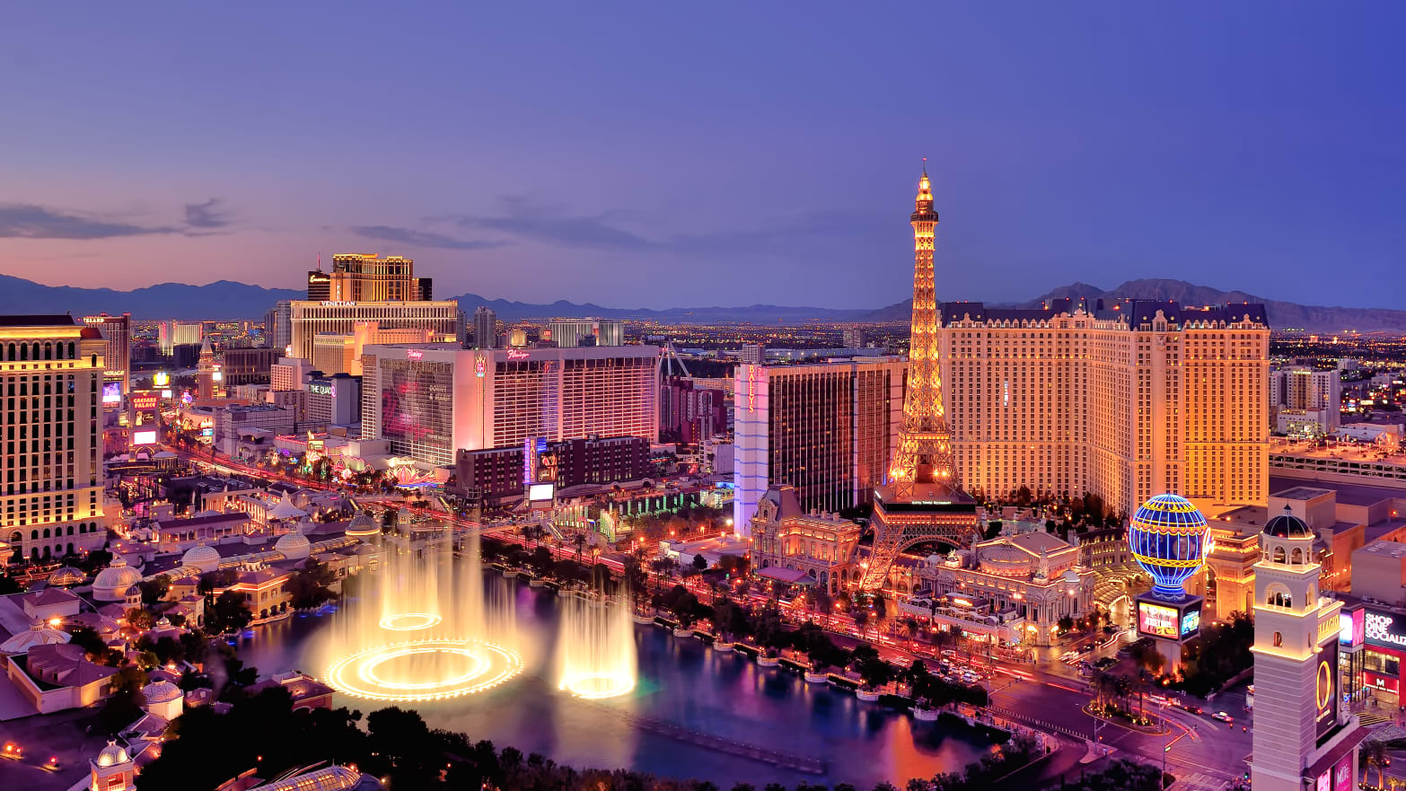 Where Else But Vegas Can You Have All These Extreme Experiences in a Single Day?