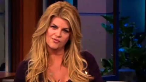 Kirstie Alley Gets New Sitcom
