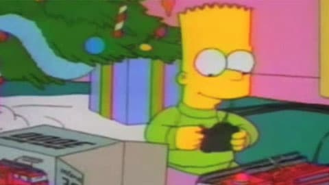 Simpsons Christmas Episodes.Untraditional Holiday Episodes The Simpsons